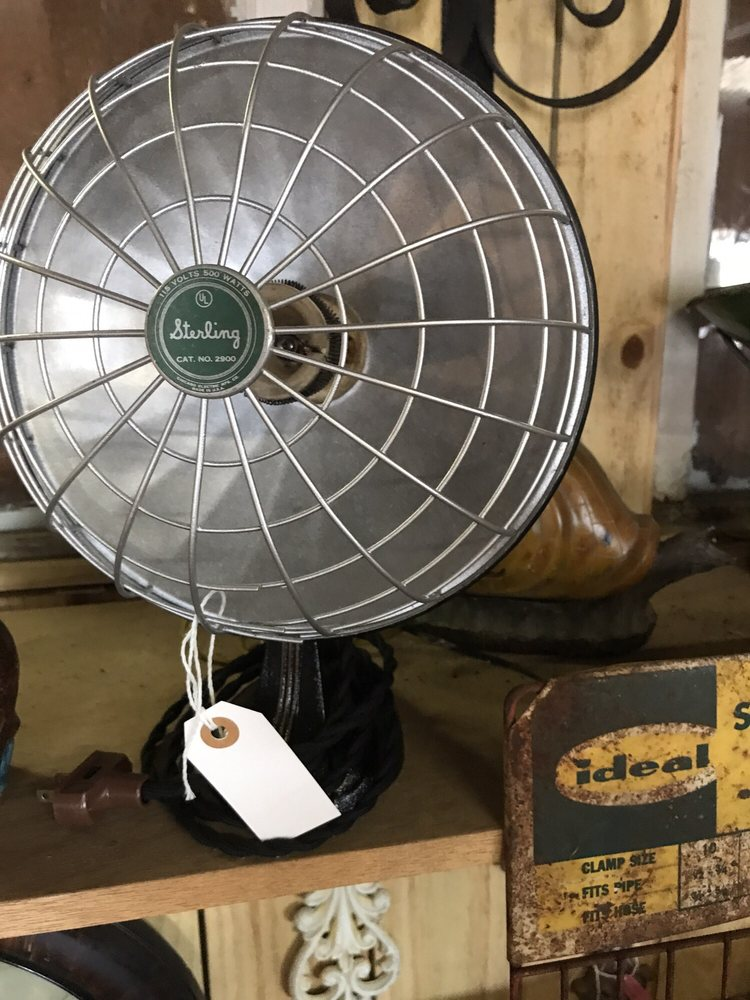 Jack's Antiques & Collectibles: 12 W Defee Ave, Baytown, TX