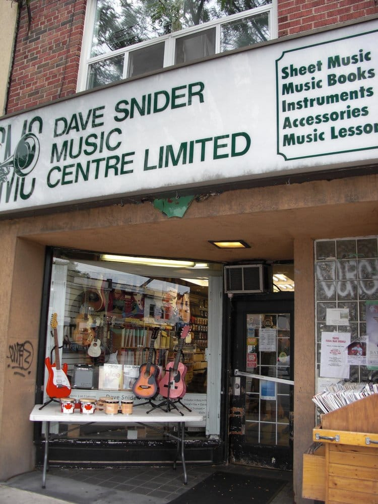Dave Snider Music Center Limited