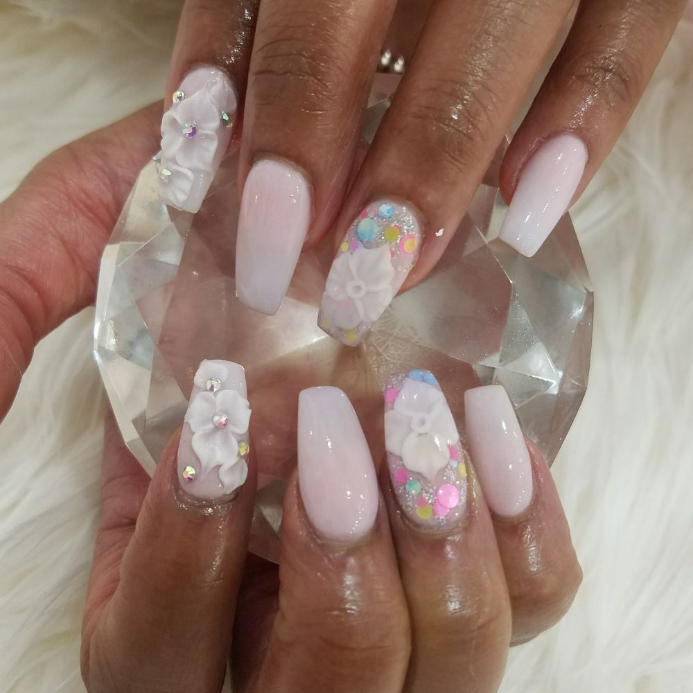 Unique Nail Spa Roswell Ga