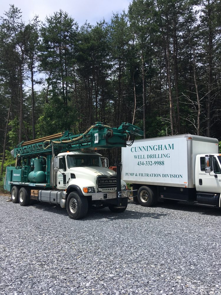 Cunningham Well Drilling: 89 Ivanhoe Trl, Lynchburg, VA