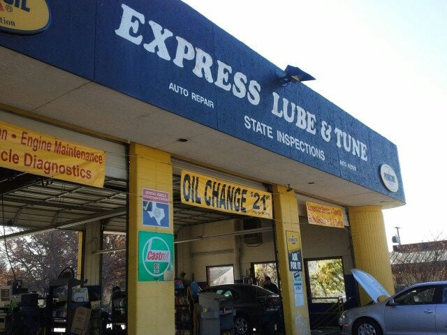 Express Lube & Tune