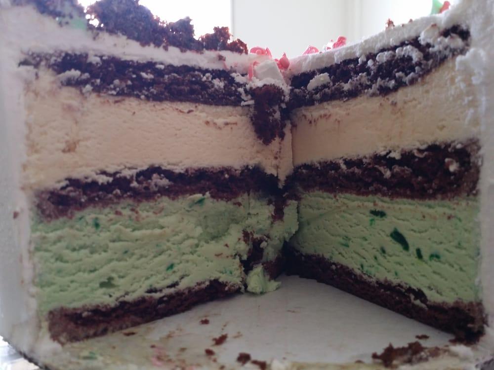 Ice Cream Cake Near Santa Clara