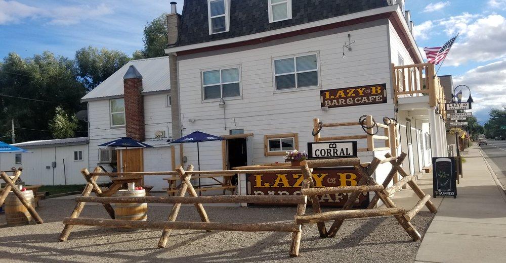 Lazy B Bar & Cafe: 135 Main St, Augusta, MT