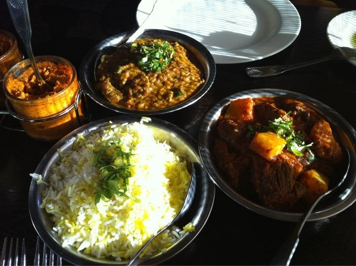 Lamb vindaloo below pepper lamb above yelp for Akbar cuisine of india pasadena ca