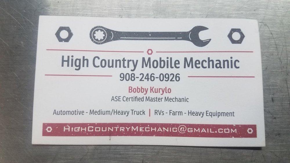 High Country Mobile Mechanic: Portola, CA