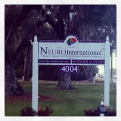 NEUROInternational logo