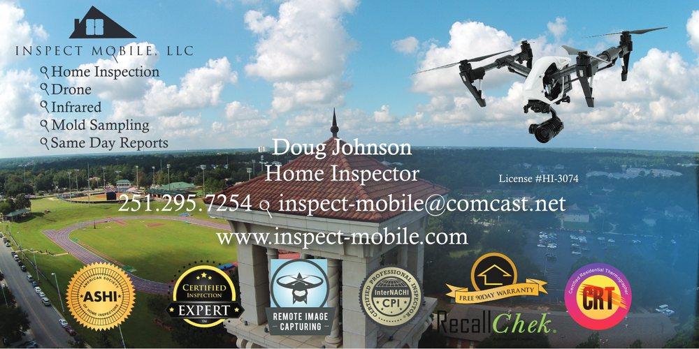Inspect Mobile: 4557 Hillview Dr, Mobile, AL