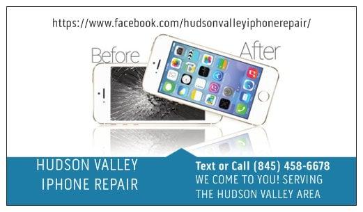 Hudson Valley iPhone Repair: 101 Anywhere Rd, Pine Bush, NY