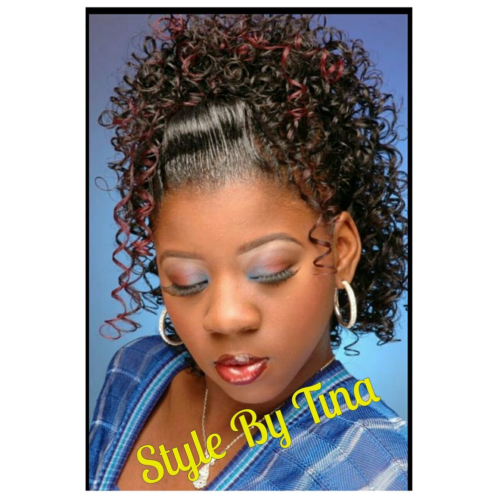Stunnin Hair Designs By Tina: Brandywine, MD