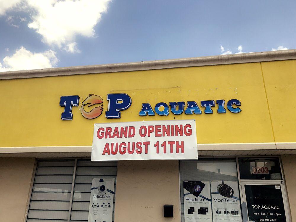 Top Aquatic: 6203 Southwest Fwy, Houston, TX
