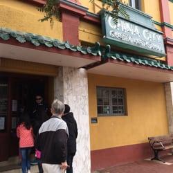 China City Garden Restaurant - Chinese - 47 Victoria St