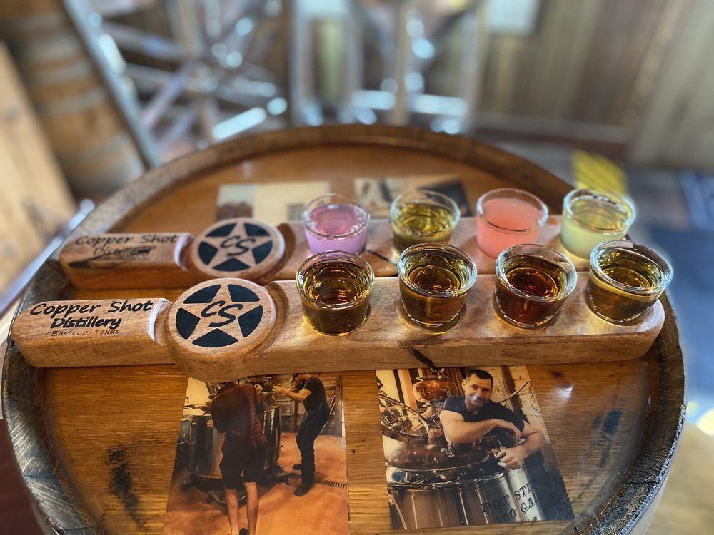 Copper Shot Distillery: 809 Main St, Bastrop, TX