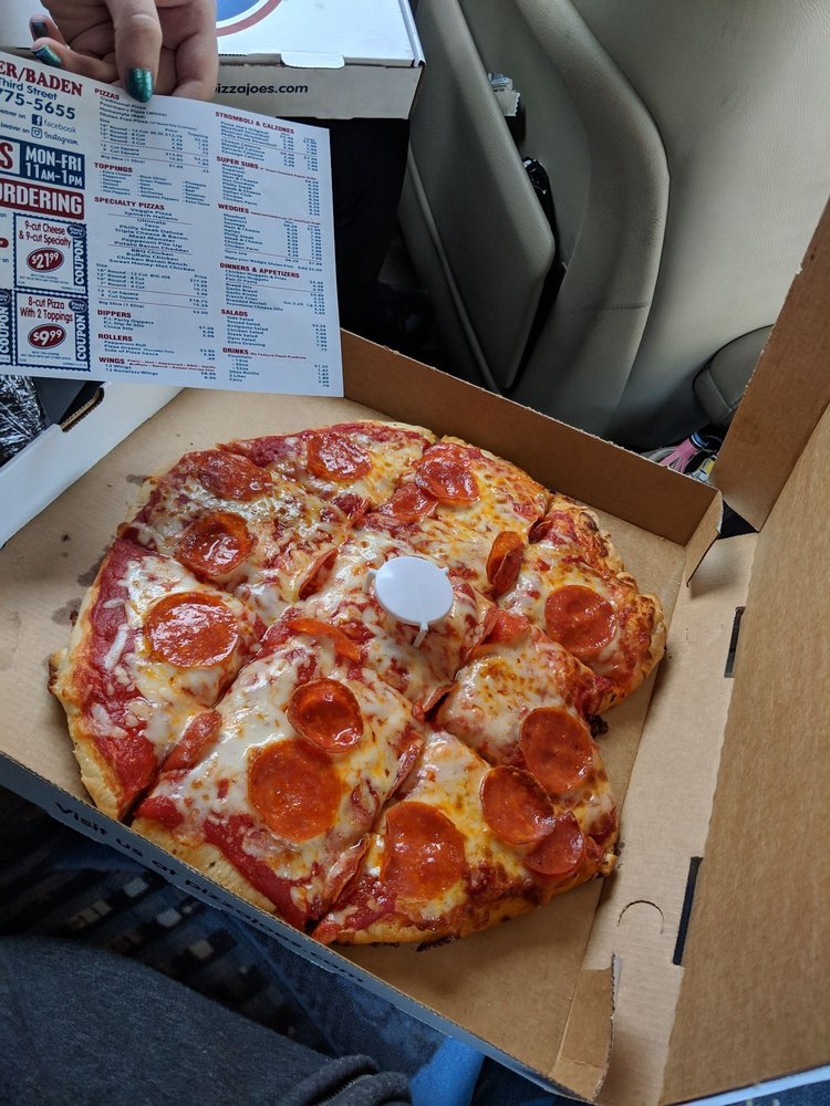 Pizza Joe's: 3403 Brodhead Rd, Aliquippa, PA