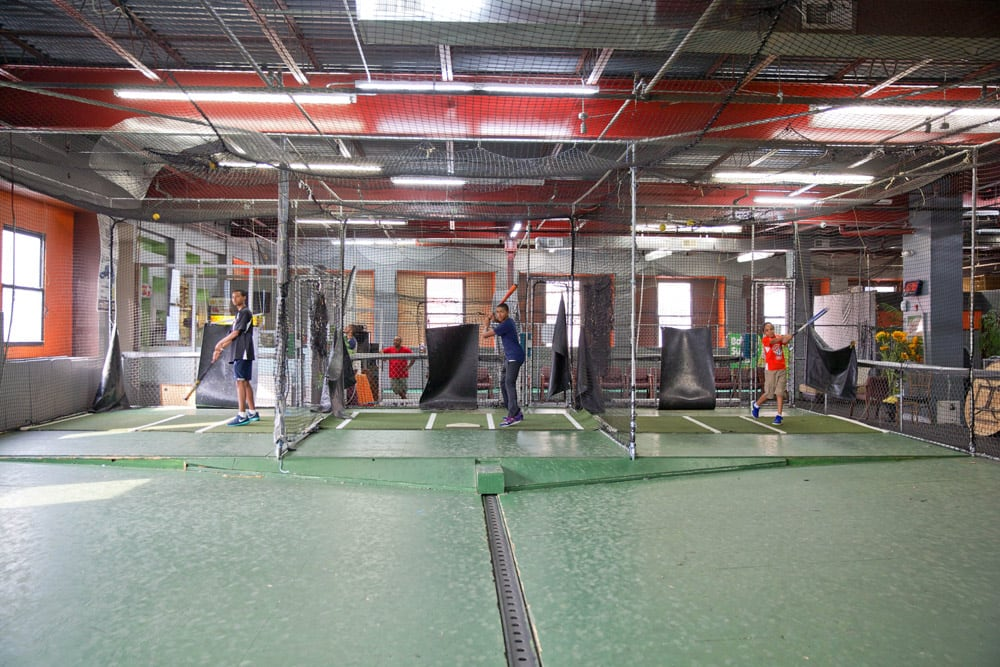 Grand Slam Batting Cages: 478 E Tremont Ave, Bronx, NY