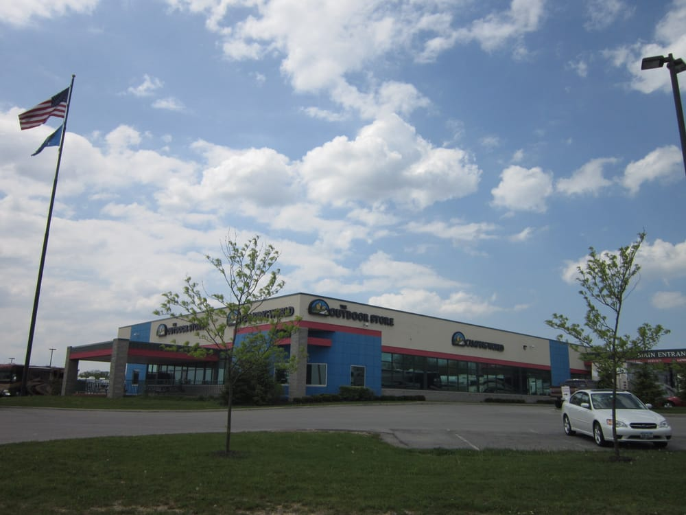 OUTDOOR STORE BY CAMPING WORLD: 1000 Sanford Rd N, Churchville, NY