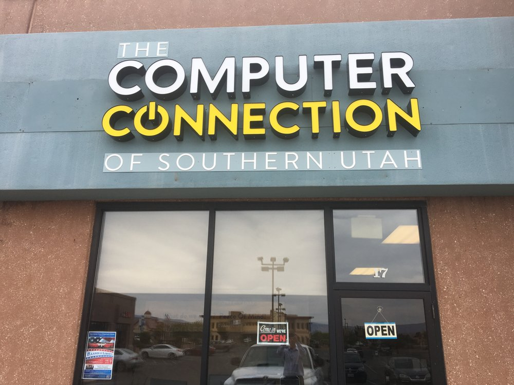 The Computer Connection Of Southern Utah: 1812 W Sunset Blvd, St George, UT