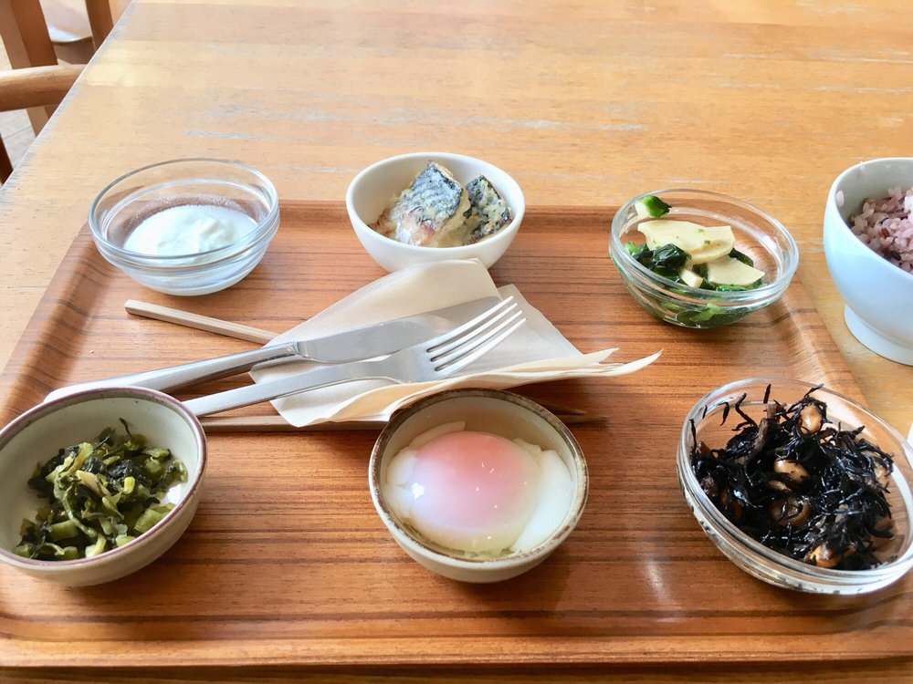 Cafe & Meal MUJI Hibiya
