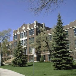 Minot State University Campus Map.Minot State University Colleges Universities 500 University