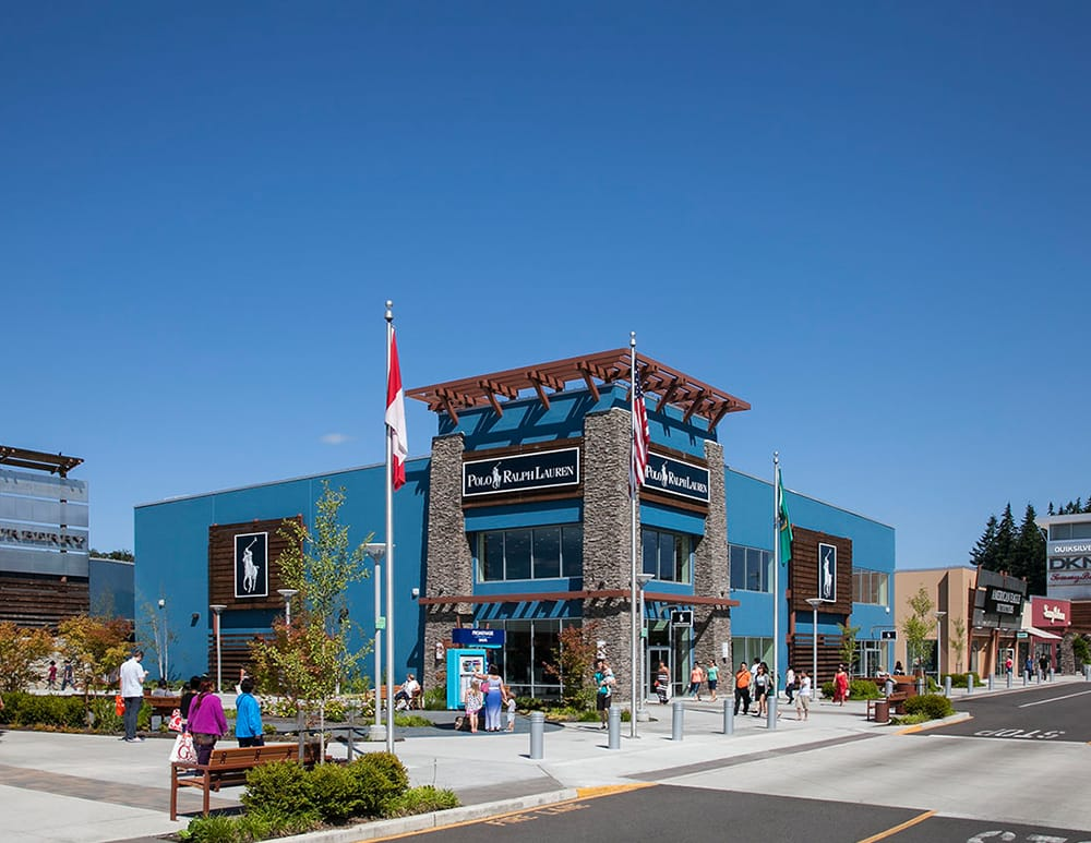 how to get to seattle premium outlet from downtown