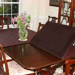 Photo Of Dressler Table Pads   Spring, TX, United States. Custom Table Pads