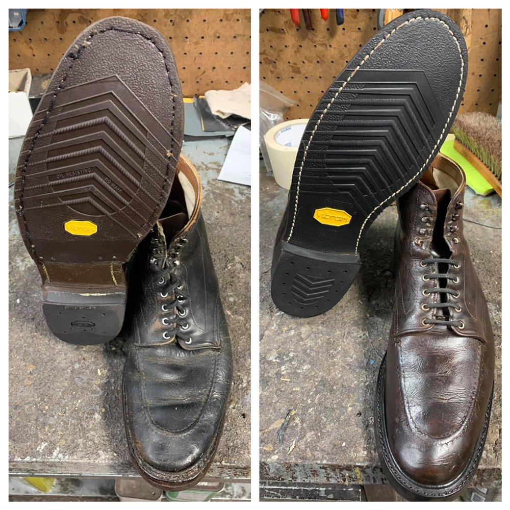 Park Shoe Repair: 120 N 4th Ave, Ann Arbor, MI
