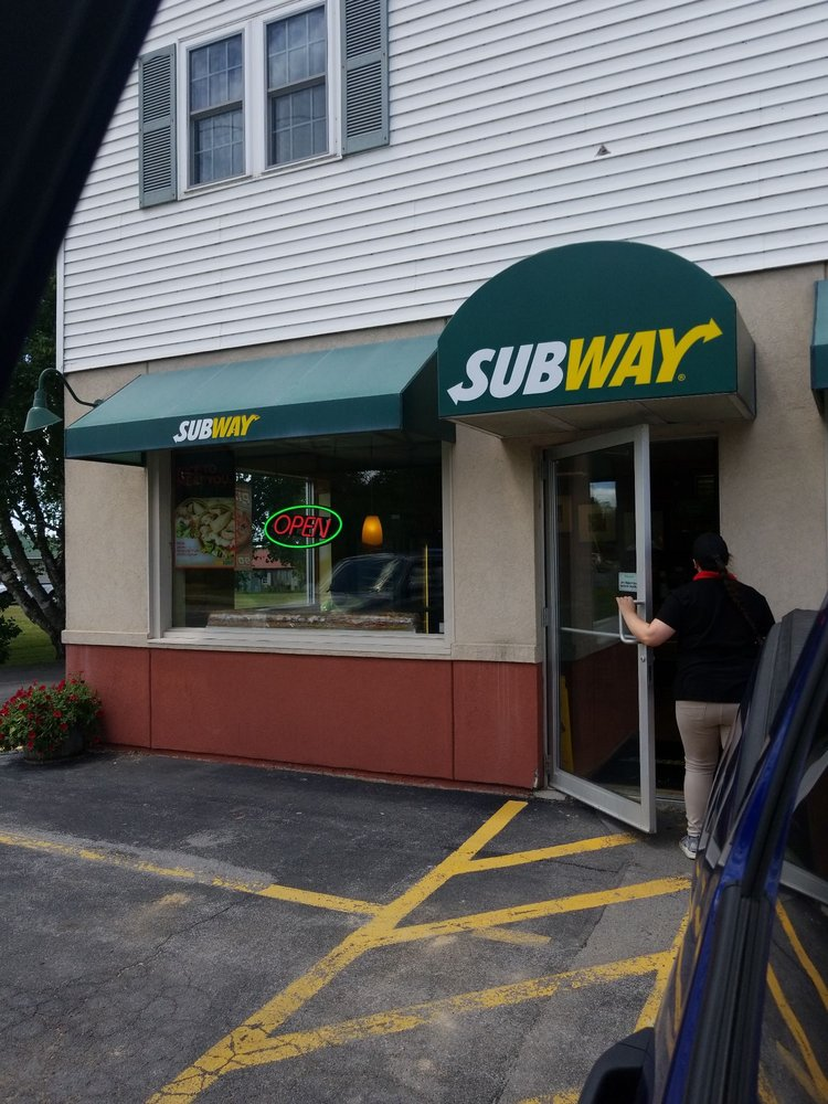 Subway: 10603 US Route 11, Adams, NY