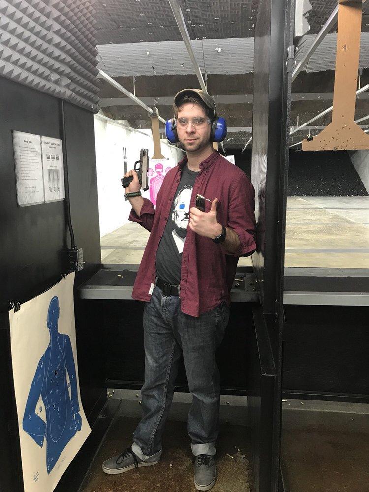 Quickshot Shooting Range - Savannah: 7202 White Bluff Rd, Savannah, GA