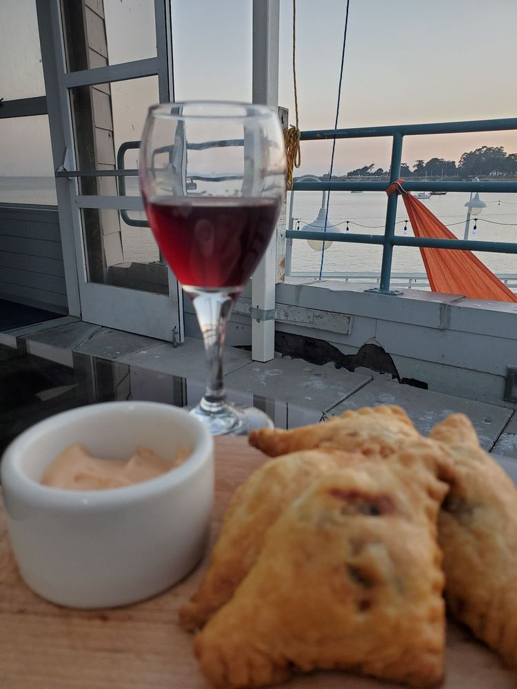 Food from Vino by the Sea