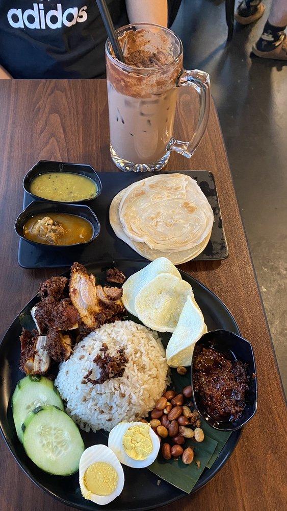 Rendang Malaysian Cuisine: 2700 O St, Lincoln, NE