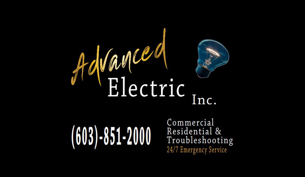 Advanced Electric: 22 Circle Dr, Litchfield, NH