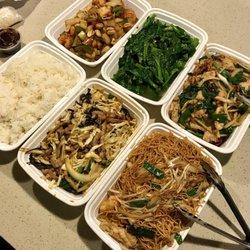 Photo Of China Town Restaurant Beaverton Or United States Kung Pao Shrimp