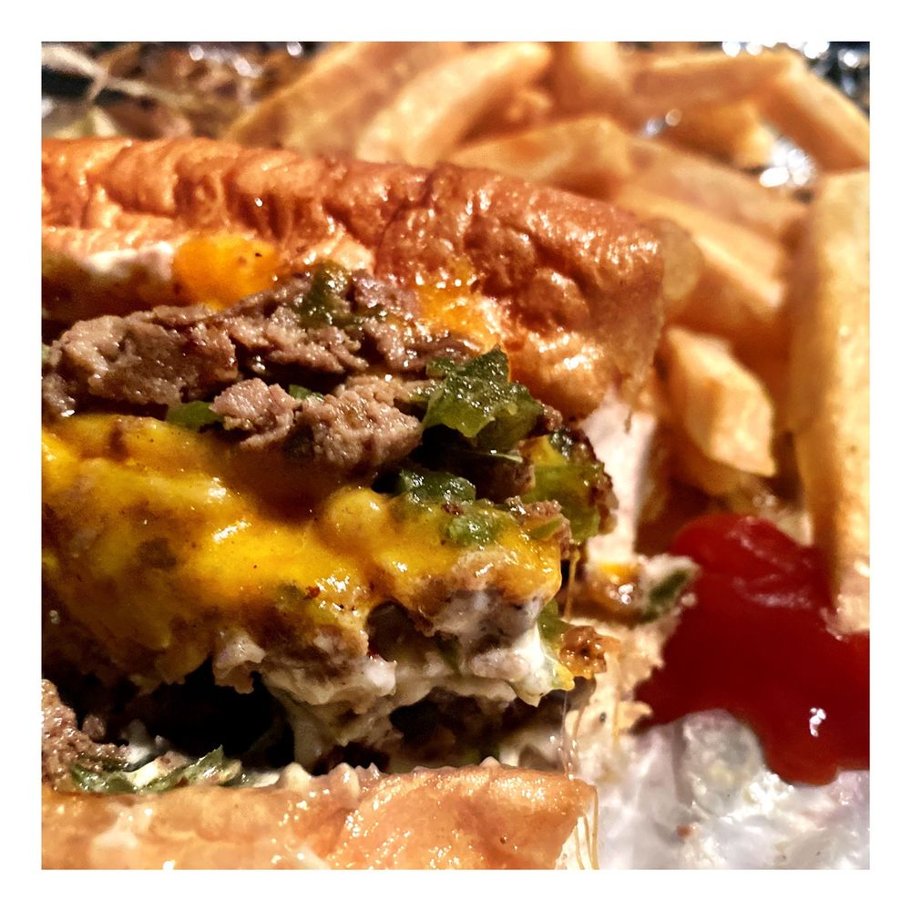 SteelCity CheeseSteaks: 3101 W 5th Ave, Gary, IN