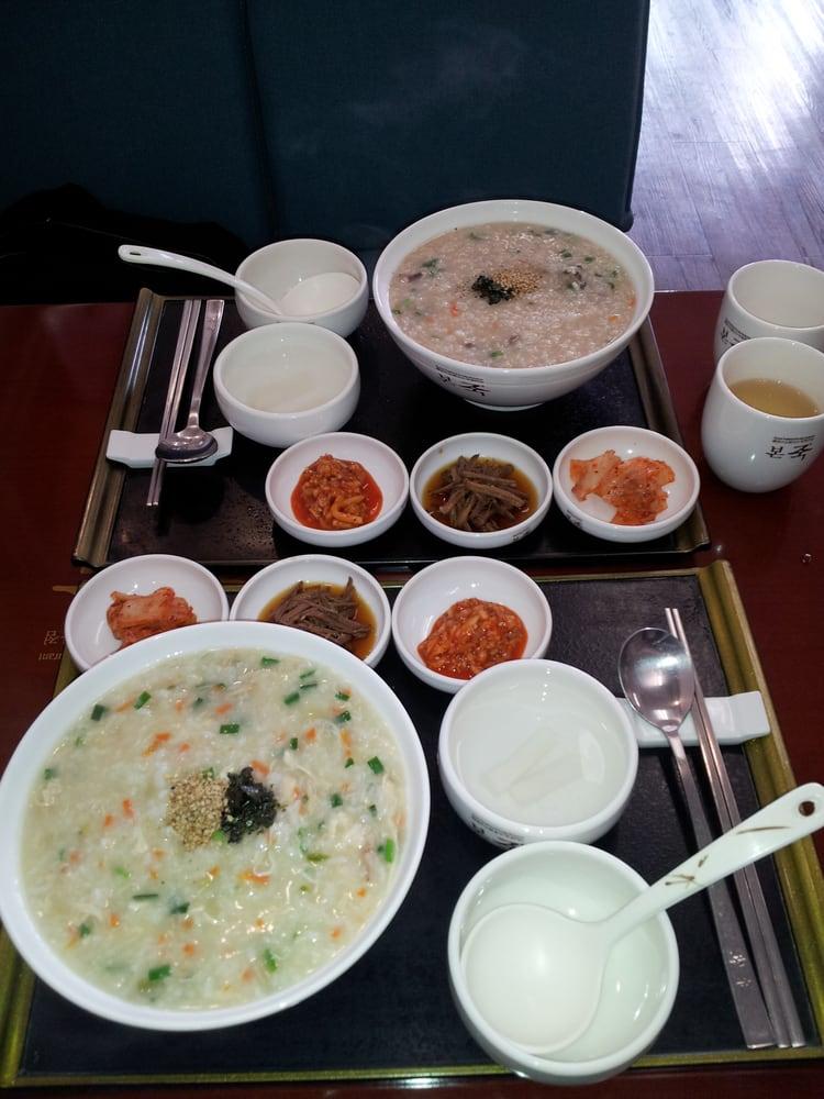 Bonjuk chiuso 17 foto e 27 recensioni cucina coreana for Cucina coreana