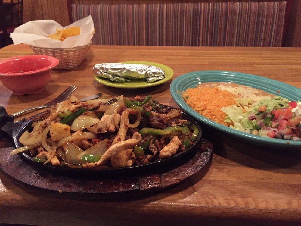 Las Trancas Mexican Restaurant: 479 Emily Dr, Clarksburg, WV