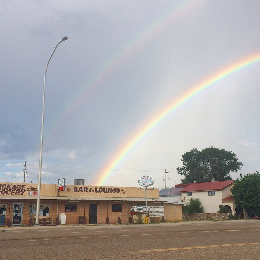 Pecos Bar & Grocery: 457 Coronado Ave, Santa Rosa, NM