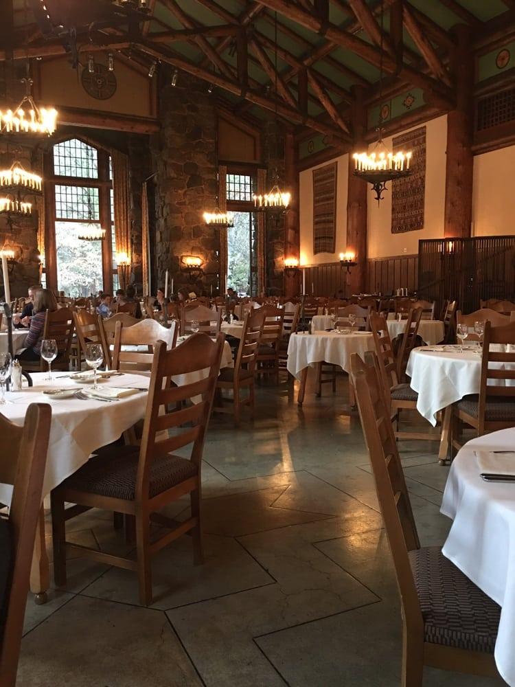 The Majestic Yosemite Dining Room 48 Photos 48 Reviews Extraordinary Ahwahnee Hotel Dining Room