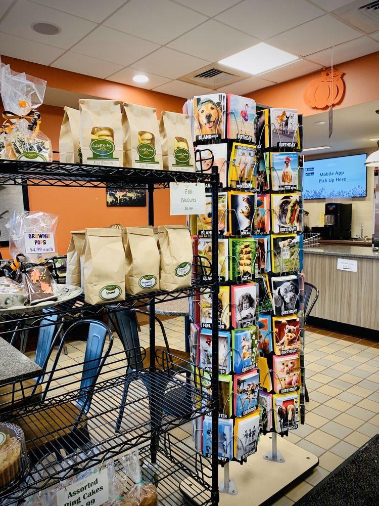 Social Spots from LaSalle Bakery