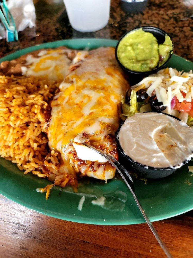 VIP Mexican American Cuisine: 213 Gulf Blvd, Indian Rocks Beach, FL
