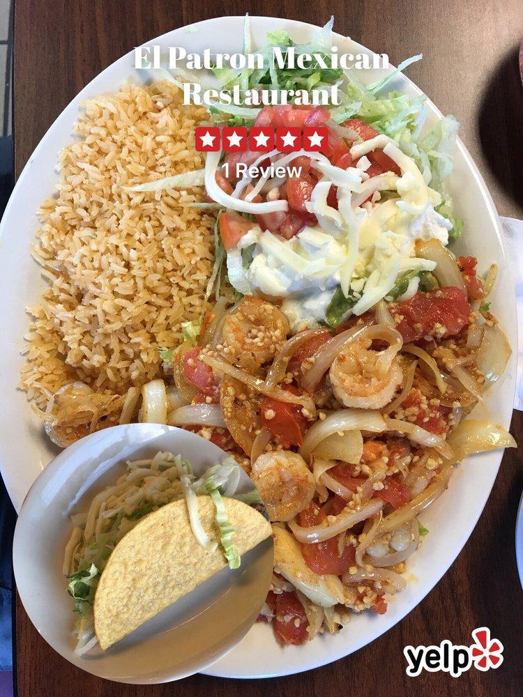 El Patron Mexican Restaurant: 451 Fulwood Blvd, Tifton, GA
