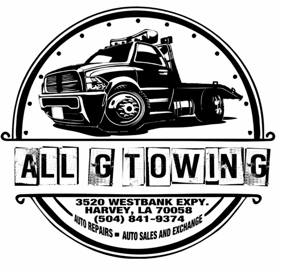 All G Towing: 3520 Weatbank Expy, Harvey, LA