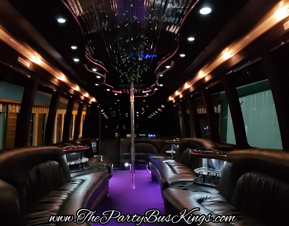 The Party Bus Kings: Springfield, MO