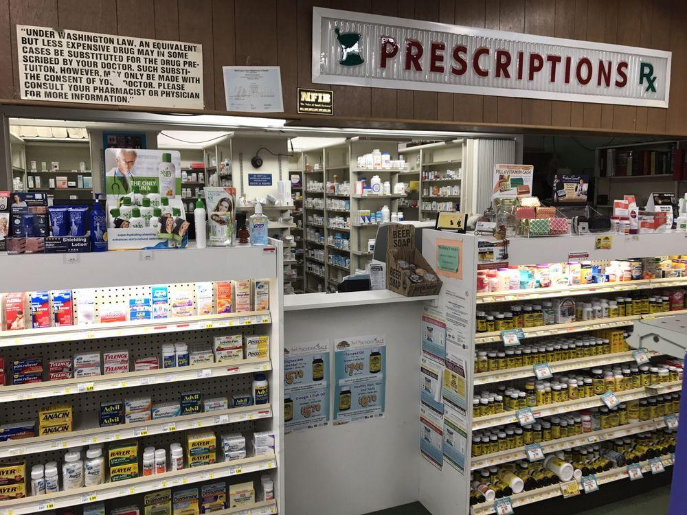 Ritzville Drug: 209 W Main Ave, Ritzville, WA