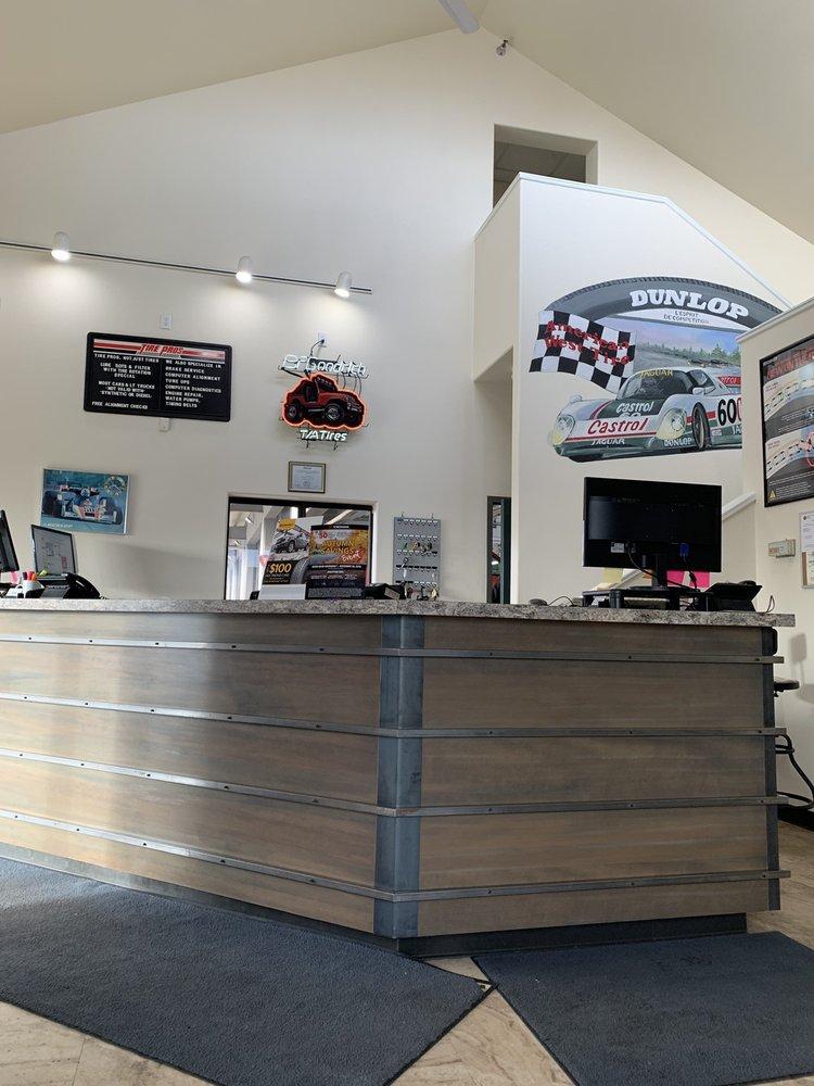American West Tire & Auto: 8750 El Camino Real, Atascadero, CA