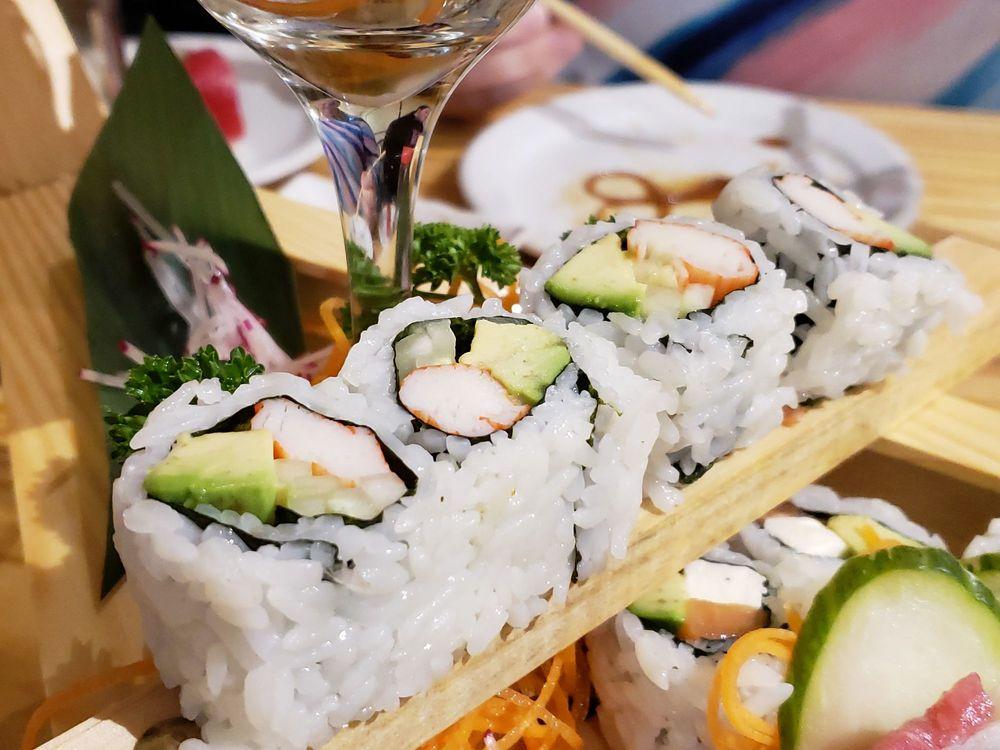 Hayashi Sushi: 5341 Hwy 17, Murrells Inlet, SC