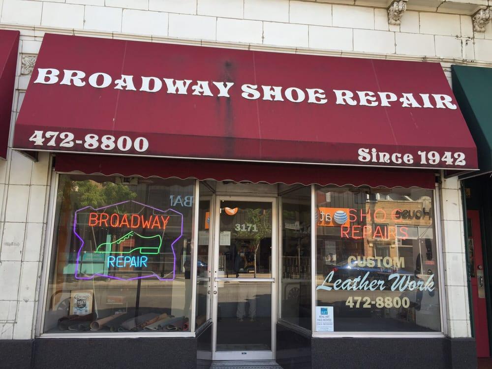 Broadway Shoe Repair 28 Photos Amp 133 Reviews Shoe