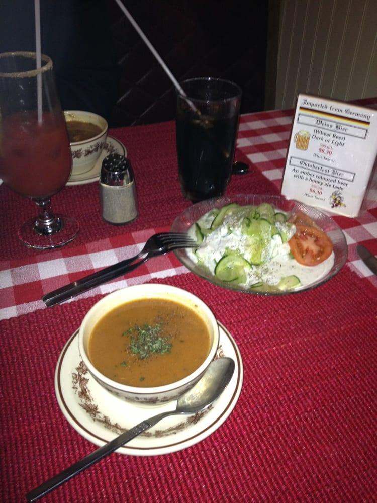 Rathskeller Restaurant Victoria Bc