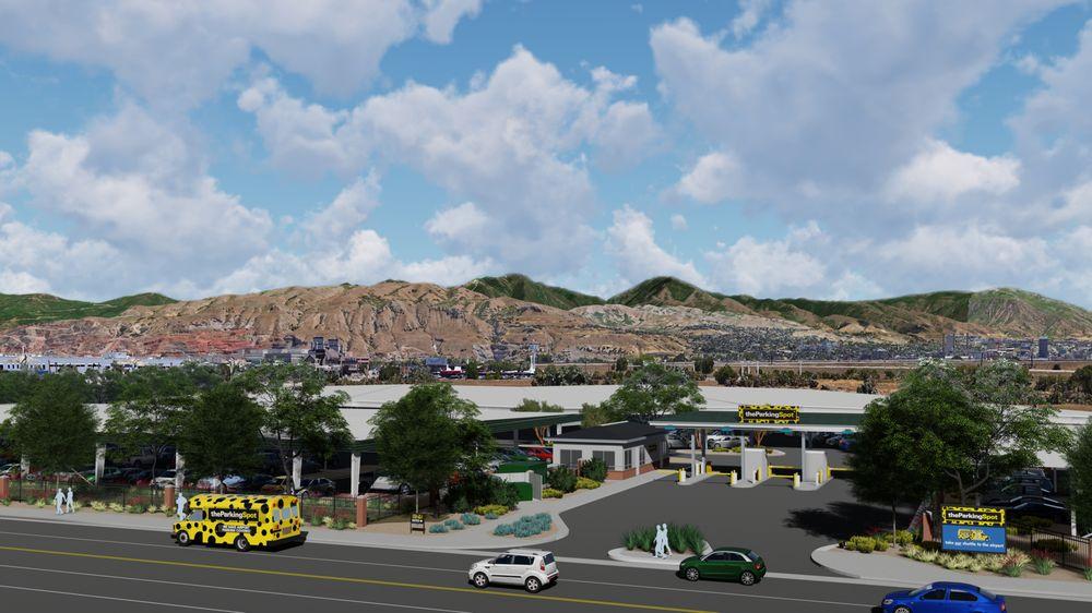 The Parking Spot: 123 S 2400th W, Salt Lake City, UT