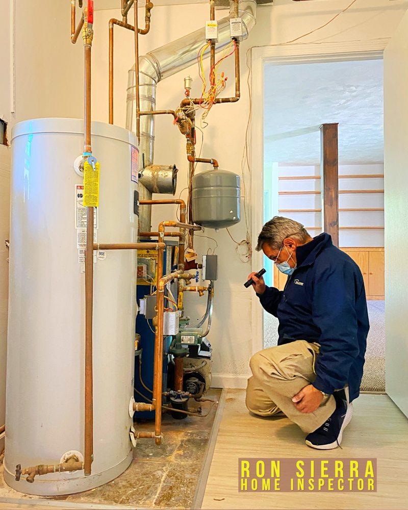 Pillar To Post Home Inspectors - Ron Sierra