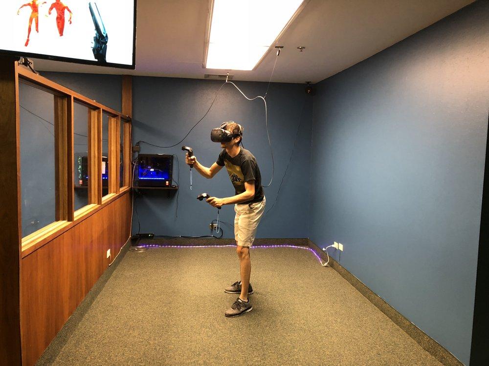 Kaboom Virtual Reality Arcade