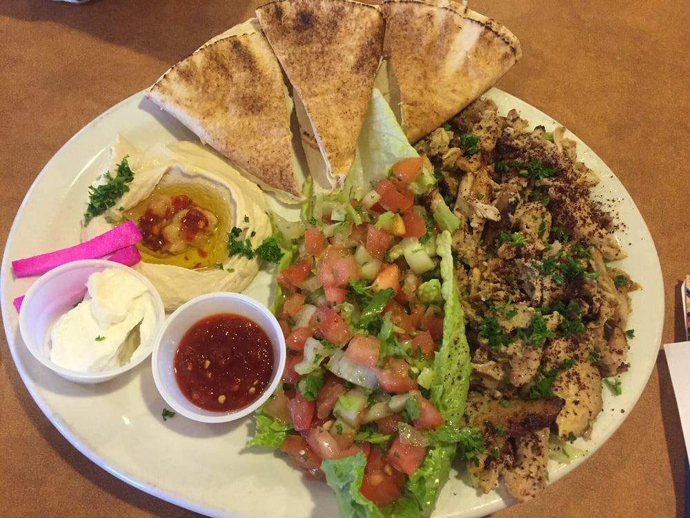 Fatoush Mediterranean Grill Cafe Houston Tx